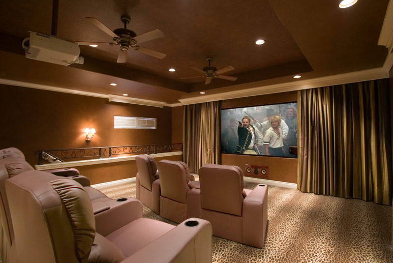 Acoustic Home Theaters | Home Theater Systems India | Home Theater